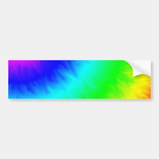 create your own custom tie dye template bumper sticker