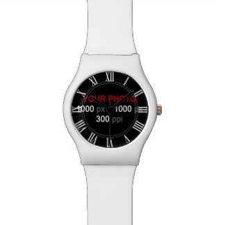 Create Your Own Custom Wrist Watches