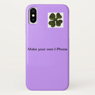 Create Your Own Customizable Case ! Violet