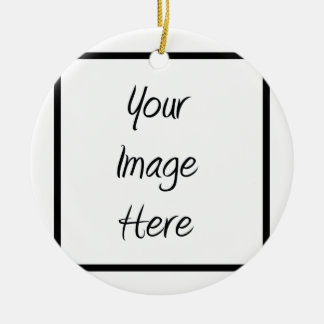 Blank Ornaments & Keepsake Ornaments | Zazzle
