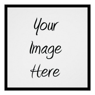 Create Your Own - Customize Blank Print