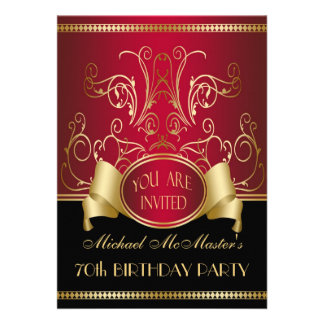 Create Your Own Customized Party Invitation