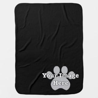 CREATE YOUR OWN Dark Baby Blanket