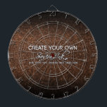 "Create Your Own Dart Board<br><div class=""desc"">Create your own personalized product using one of your own images,  designs,  or text. Replace the &quot;create your own&quot; picture with one of your own for a custom product! It&#39;s the perfect gift for anyone.</div>"