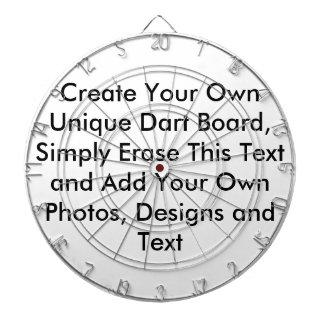 Create Your Own Dart Board