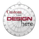 create your own design add image customise here dartboard