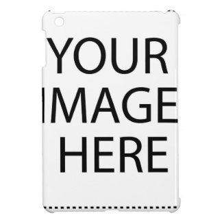 Create your own design and text iPad mini case