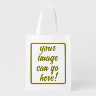 Create Your Own Design Grocery Bag