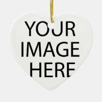 deco, sports, school, funny, humor, wedding, baby, children, Ornament with custom graphic design