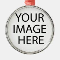 baby, infant, shower, wedding, school, graduation, sports, funny, humor, tshirt, Ornament with custom graphic design