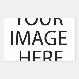 Create your own design & text :-) rectangular sticker