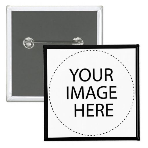 CREATE YOUR OWN - DESIGN YOUR OWN - BLANK PINBACK BUTTON
