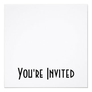 CREATE YOUR OWN - DESIGN YOUR OWN - BLANK CARD
