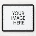 CREATE YOUR OWN - DESIGN YOUR OWN - BLANK MOUSEPAD