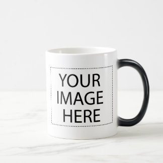 Create Your Own : Design Your Own Custom Gift Magic Mug