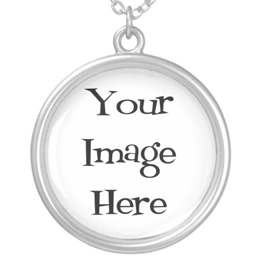 Create Your Own : Design Your Own Custom Silver Plated Necklace