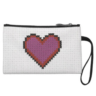 Create your own designs with Cross Stitch Maker fo Wristlet Wallet