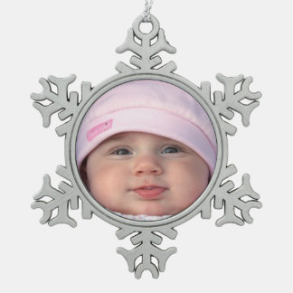 Create your own digital photo ornament