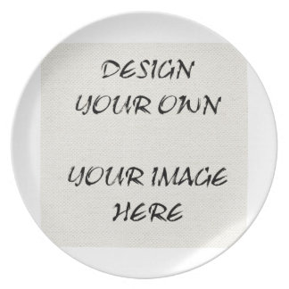 Create your Own Display Plate