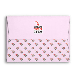 Create-your-Own DIY Bachelorette Greeting Envellop Envelope