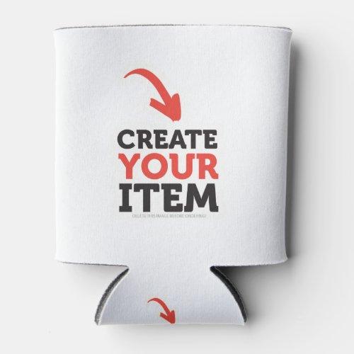 CREATE_YOUR_OWN DIY Custom upload design Bachelor Can Cooler