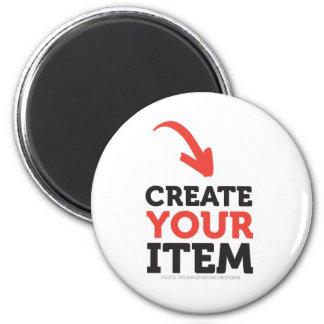 CREATE-YOUR-OWN DIY Custom upload your design Magnet