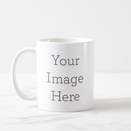 Create Your Own Dog Picture Mug Gift