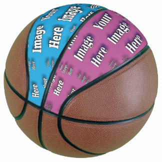 Create Your Own Double Sided Basketball