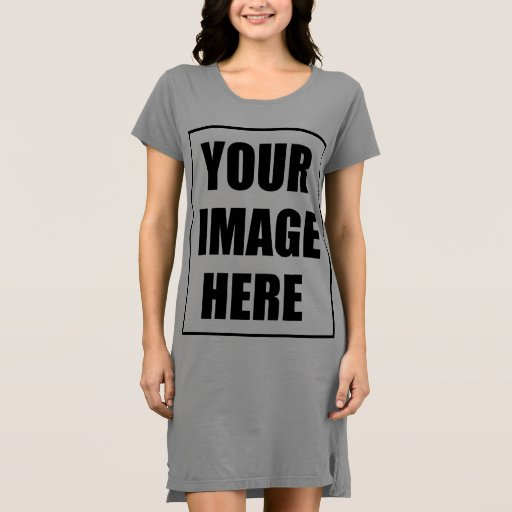 Create Your Own Dress Zazzle