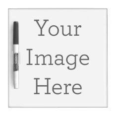 Create Your Own Dry-erase Board at Zazzle