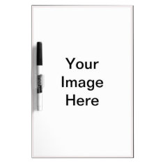 Create Your Own Dry Erase Board at Zazzle