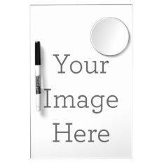Create Your Own Dry Erase Board With Mirror at Zazzle