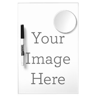 Create Your Own Dry Erase Boards