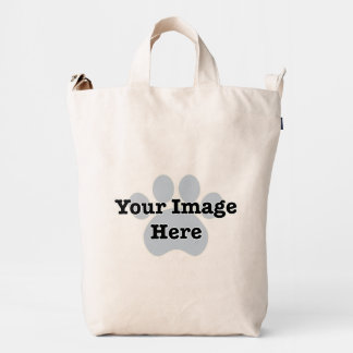 CREATE YOUR OWN DUCK BAG