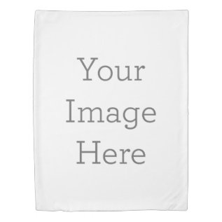 Create Your Own Duvet Cover at Zazzle