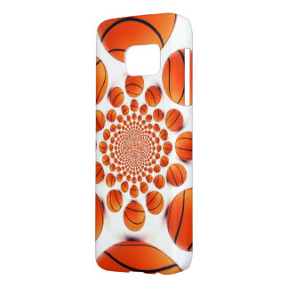 Create Your Own Eat Drink Play dream basketball Samsung Galaxy S7 Case