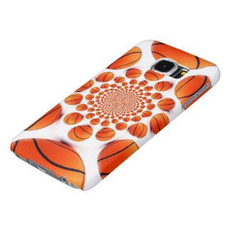 Create Your Own Eat Drink Play Sleep basketball Samsung Galaxy S6 Case