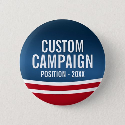 Create Your Own Election Design Button