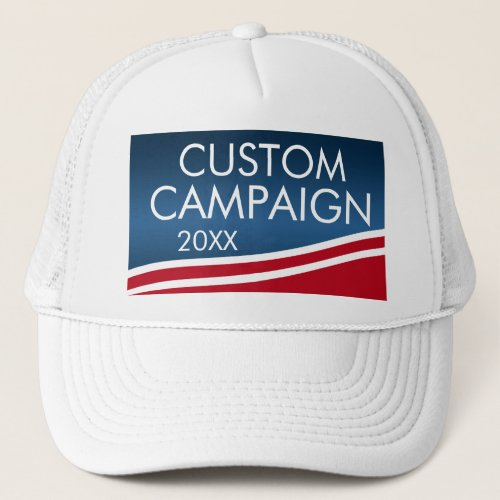 Create Your Own Election Design Trucker Hat
