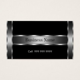 Create Your Own Elegant Business Card