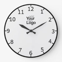 Create Your Own Event and Occasion Wall Clock