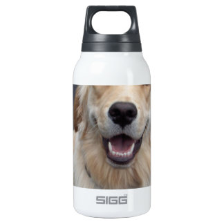 Create your own expressions!  Easy to use tools! Insulated Water Bottle