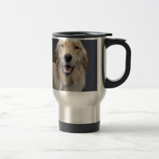 Create your own expressions!  Easy to use tools! Travel Mug