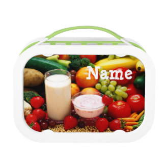 Create Your Own Farmstand Name Yubo Lunch Box