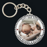 """Create Your Own Father's Day Best Dad Ever Photo Keychain<br><div class=""""desc"""">Create Your Own Father's Day Best Dad Ever Photo keychain</div>"""