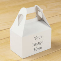 Create Your Own Favor Box