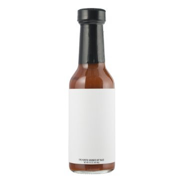 Beach Themed Create Your Own Fire Roasted Habanero Hot Sauce