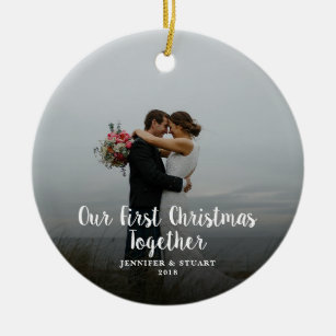 First Christmas Together Gifts on Zazzle