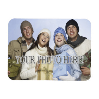 Create your own Flexible Magnet! Rectangular Photo Magnet