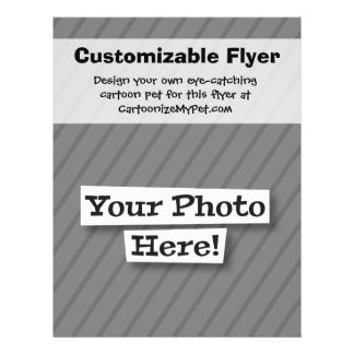 Create Your Own Full Color Flyer